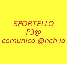 sportello p3@